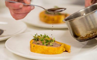 Foie Royale Beef Wellington