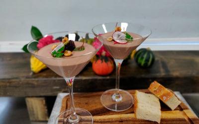 Foie Royale Panna Cotta – A Savoury Starter