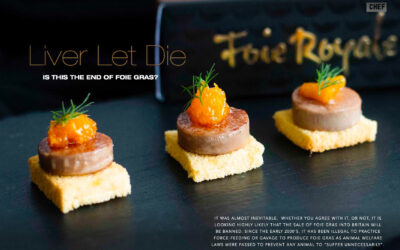 Liver Let Die – Is this the end of Fois Gras?